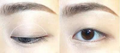 化妆学校教你单眼皮妹纸眼妆技巧