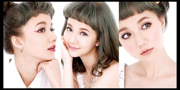 新潮流眼妆画法 打造经典时尚眼妆
