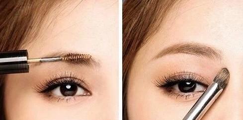 眉妆怎么画才好看