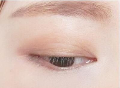 清纯可人的自然妆容画法步骤