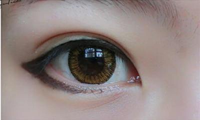 不同眼型的眼线画法