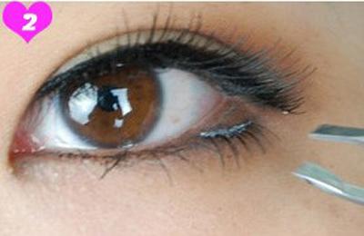 化妆学校教你化出明亮大眼妆