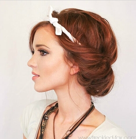 气质新娘编发发型 造就完美新娘发型