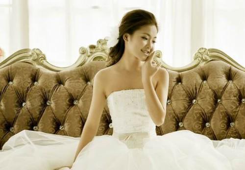 古典新娘妆 享受典雅自然之美