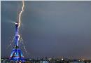 超震撼的闪电照片拍摄技巧
