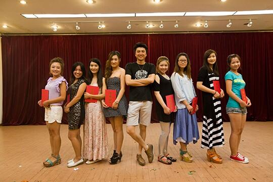 北京黑光教育7月毕业联欢成功举办