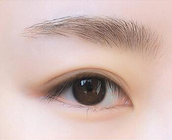 时尚混血眼妆化妆技巧