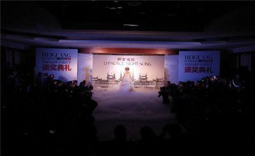 黑光教育国际化妆师首席班 毕业秀场