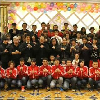 北京黑光教育俊男靓女全体师生给您拜年啦!