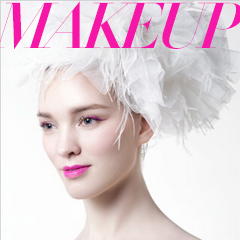 北京黑光教育化妆学员作品