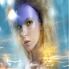 璀璨风格彩妆美化技法