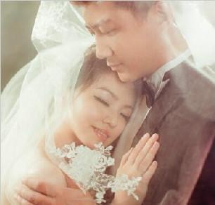 怎样简单拍出日韩婚纱效果呢?