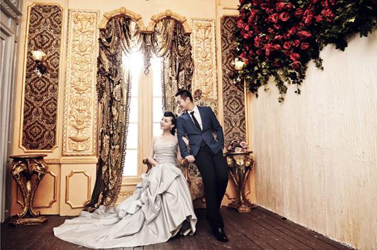怎样拍摄唯美的欧式主题婚纱照?