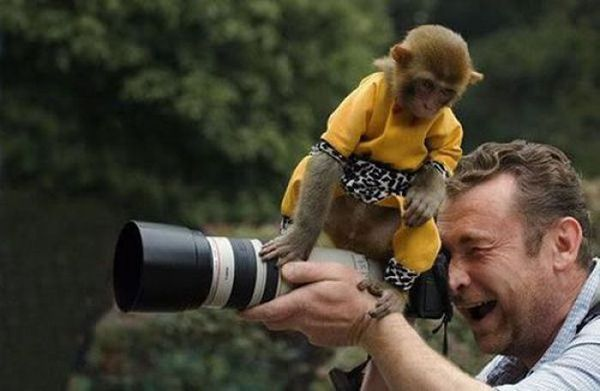 学摄影有前途吗?哪里学摄影好?