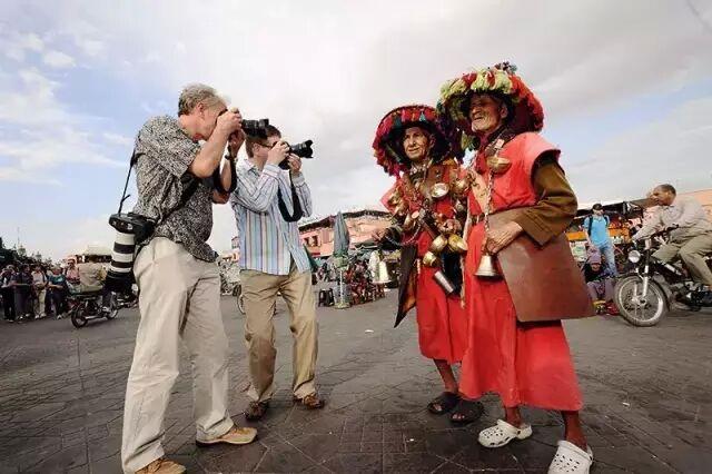 怎样轻松拍摄旅行当地人物肖像的技巧