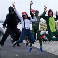那一天,我们的微笑——2015 北京Running Together