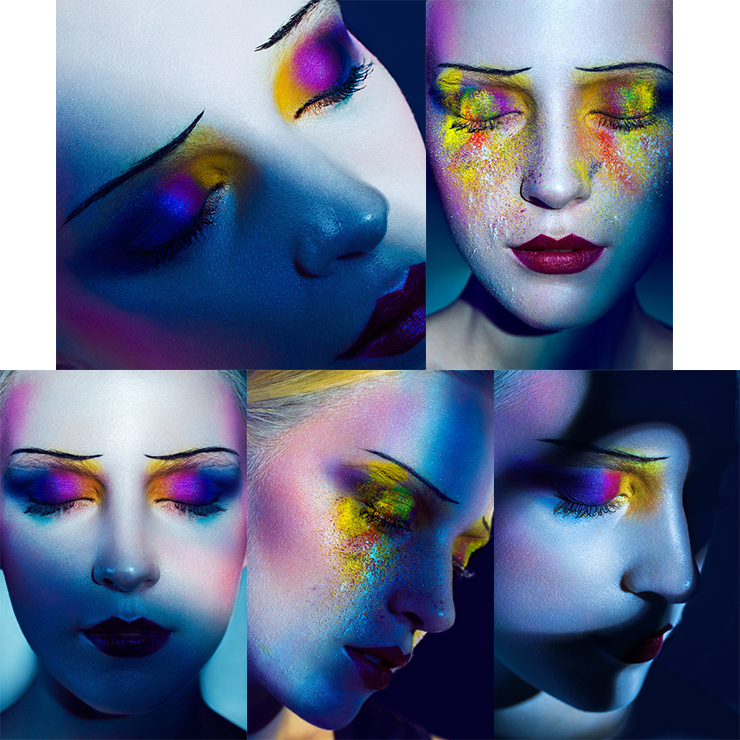 黑光北京化妆学校分享彩妆的简单步骤