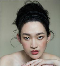 北京黑光化妆学校分享长脸型画眉毛
