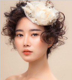 教你打造完美橘色动人妆_化妆资讯_北京黑光化妆学校
