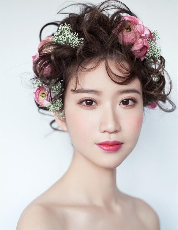 韩系清透妆怎么画_化妆资讯_北京黑光化妆学校
