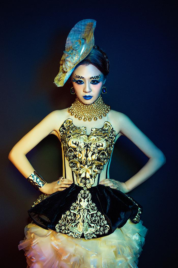 教你简单的日常的逛街妆容_化妆资讯_北京黑光化妆学校