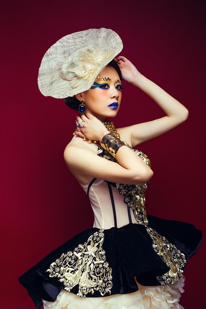 北京黑光化妆学校分享初学者该怎么化妆