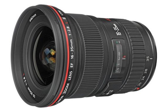 佳能三代EF 16-35mm f/2.8L镜头 新消息!