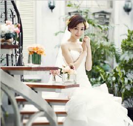 学婚纱摄影有前途吗?