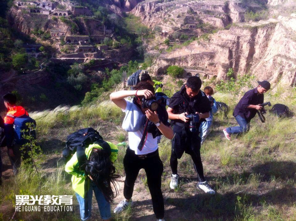 北京黑光教育摄影学校——学员作品