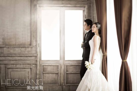小学毕业学婚纱摄影好学吗