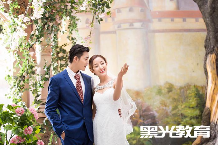 北京婚礼摄影学校好不好