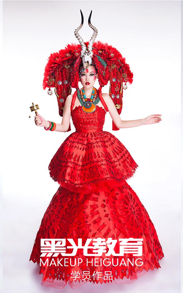 北京化妆学校排名