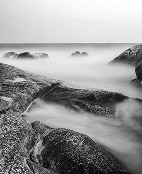 艺术摄影师首席班 陈祖德采风作品《夏日北戴河》