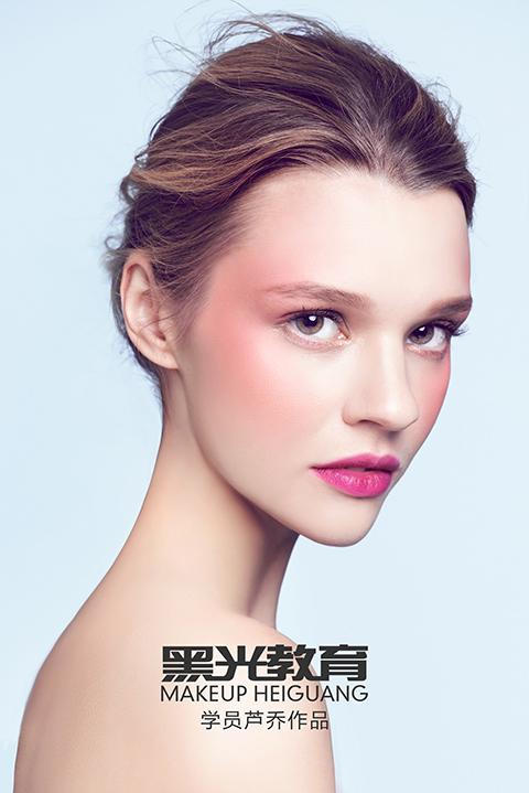 北京哪家化妆学校教化妆教的好