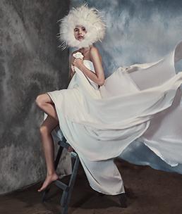 商业摄影师专修班 崔腾飞毕业作品《堕落的天使》