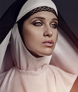 商业摄影师专修班 彭思思毕业作品《修女的救赎》