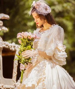 商业摄影师专修班 陈美伶毕业作品《Princess》
