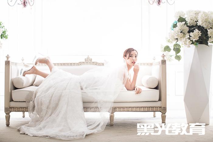 北京婚纱摄影培训