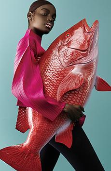 商业摄影师专修班 周子清毕业作品《食'色》