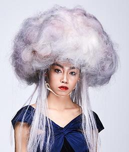 17届【FASHION时尚化妆师】专修班 张倩