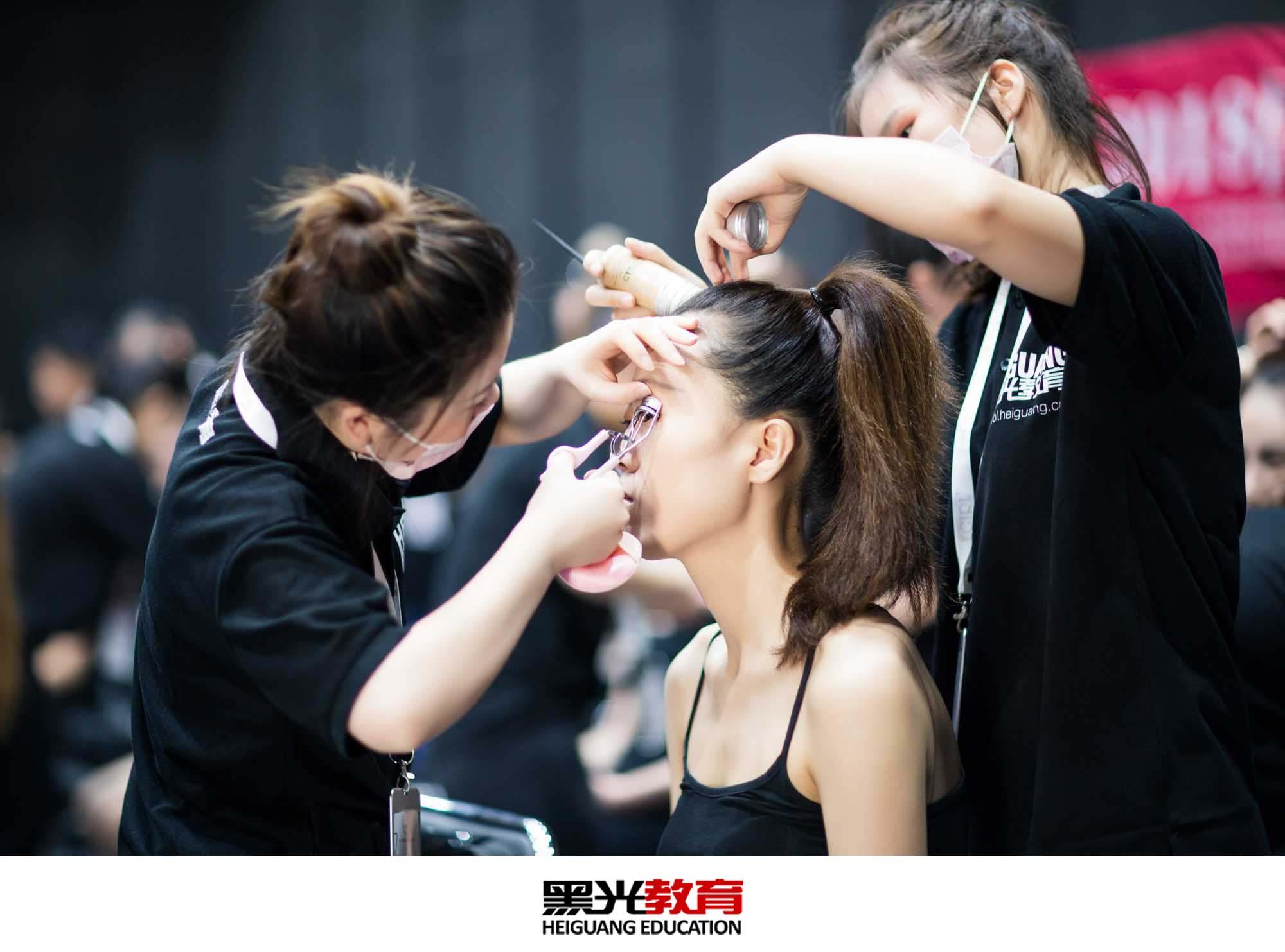 化妆基础培训班