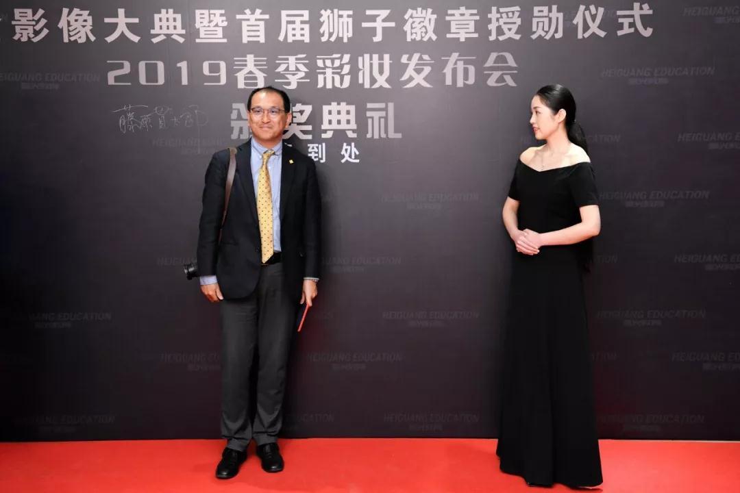 尼康映像仪器销售(中国)有限公司董事副总经理藤原贯太郎先生