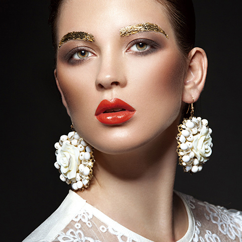北京新娘化妆学习班,选对学校前途更光明