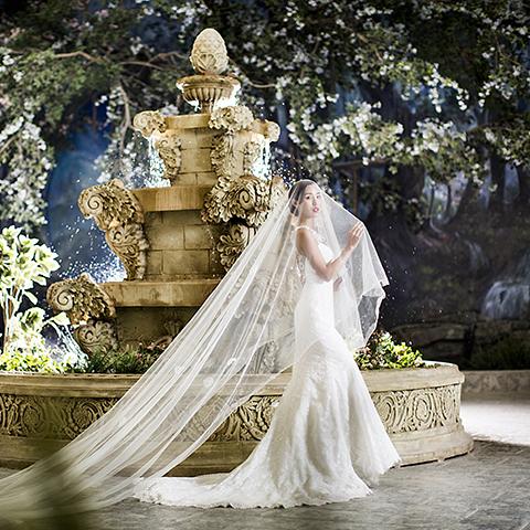 ps婚纱照外景修图有哪些技巧?