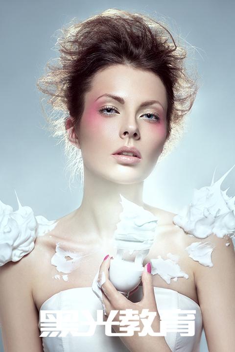 化妆玩具练习化妆